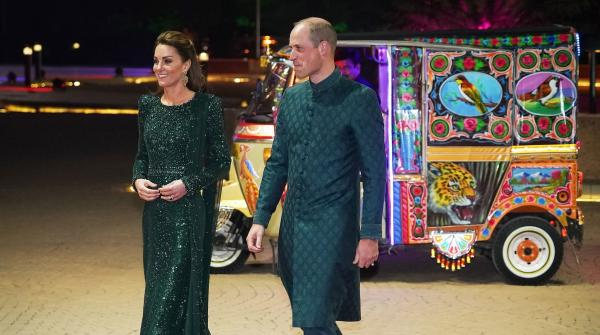 Thank you Pakistan, says Kensington Palace after Kate, Prince William's visit