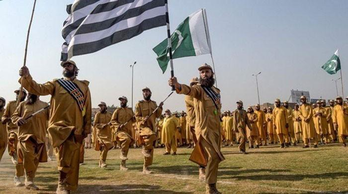 What is the JUI-F's Ansar ul Islam and should it be banned?
