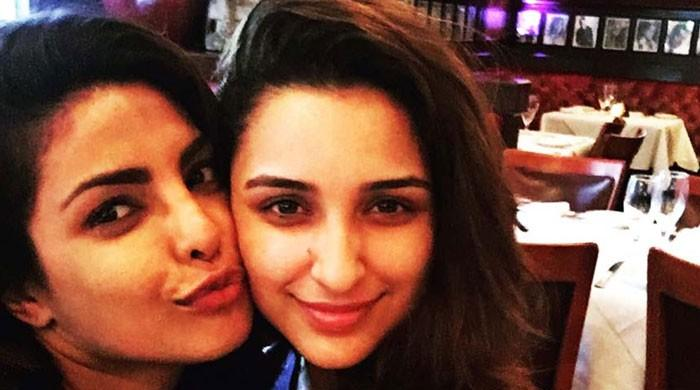 Priyanka Chopra showers love on Parineeti Chopra on her birthday