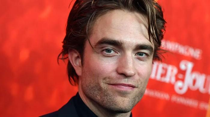 Robert Pattinson getting ready to play Batman as he 'finds' his voice