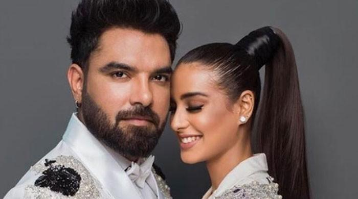 Iqra Aziz, Yasir Hussain counting down days till their wedding?