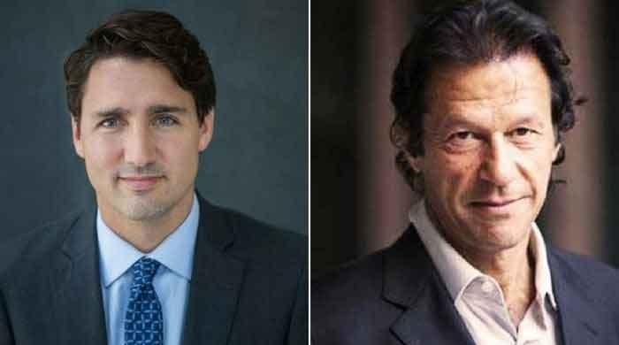 PM Khan congratulates Trudeau on winning election