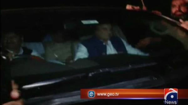 Nawaz Sharif shifted to hospital with low platelet count