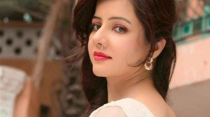 Rabi Pirzada invites controversy by posting explosive photo on social media