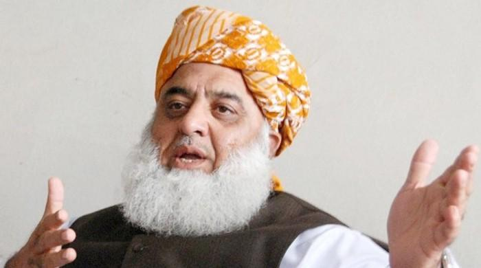 JUI-F chief Fazlur Rehman says Azadi March neither sit-in nor lockdown