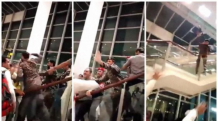 ASF officers who assaulted passengers in viral video given punishment: sources