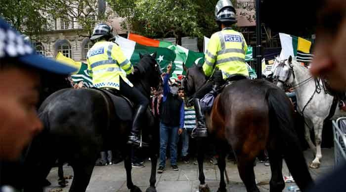 Scotland Yard bans Kashmir protest outside Indian embassy in London