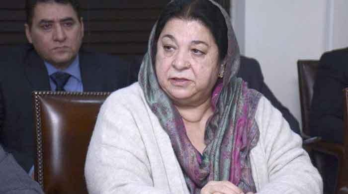Dr Yasmin Rashid visits Services Hospital to inquire about Nawaz's health