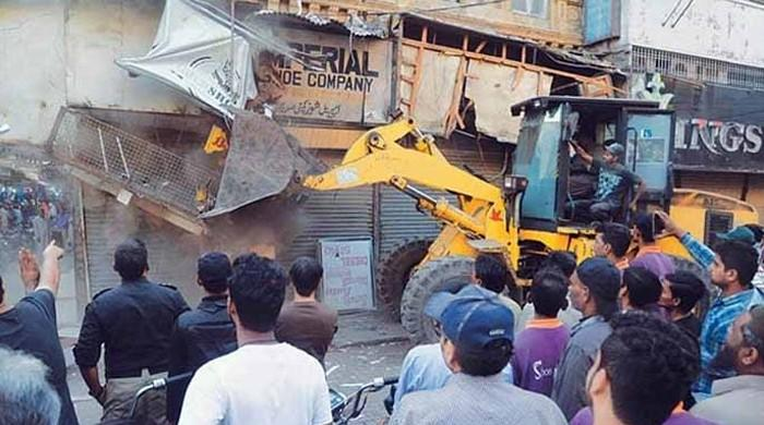 Karachi first stop in effort to turn Sindh into no-encroachment zone: top official