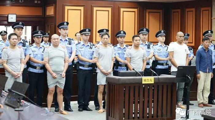 Chinese assassins pass on target-killing job until fifth tells police