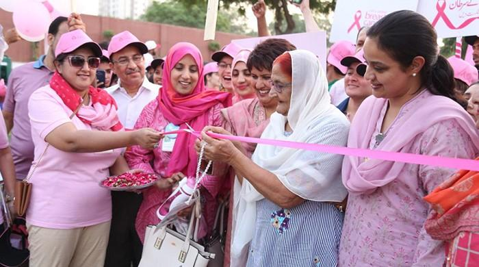 Pakistan has the highest rate of Breast Cancer in Asia, says health expert