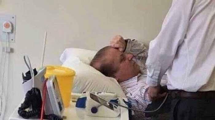 Former PM Nawaz Sharif suffers minor heart attack in hospital