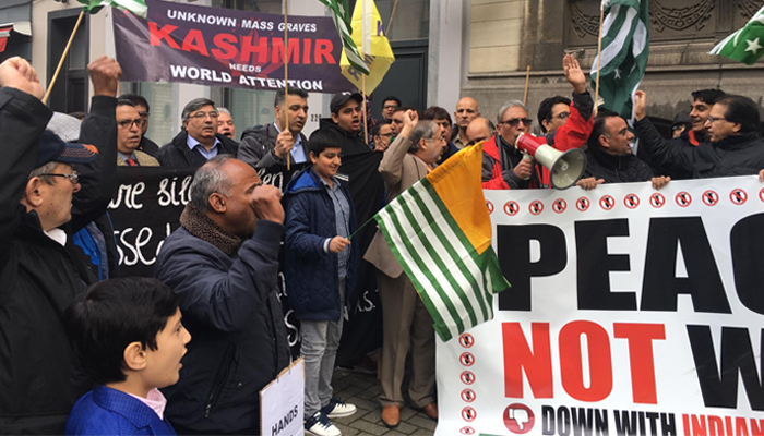 'Black Day': Foreign diplomats denounce India's brutalities in occupied Kashmir