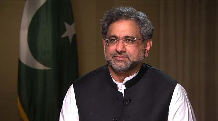 Former PM Shahid Khaqan Abbasi confined to jail cell for death-row inmates: sources