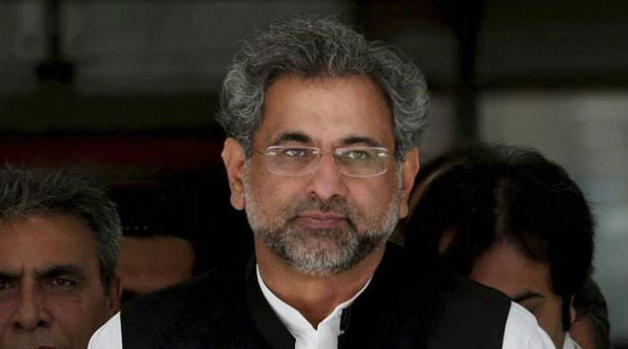 Former PM Abbasi undergoes medical check-up at PIMS hospital
