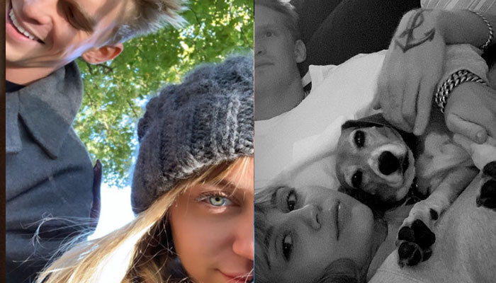 Miley Cyrus Brings Cody Simpson As Her Date to Brother Braison's Wedding