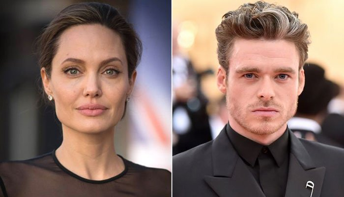 Angelina Jolie, Richard Madden rushed off 'The Eternals' set amid bomb scare