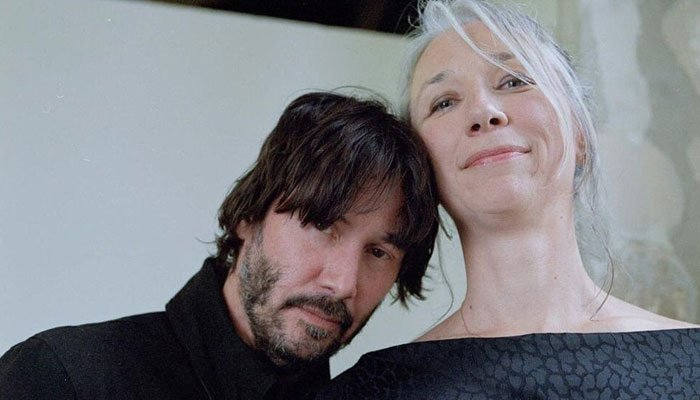 Keanu Reeves has finally shown the world his girlfriend