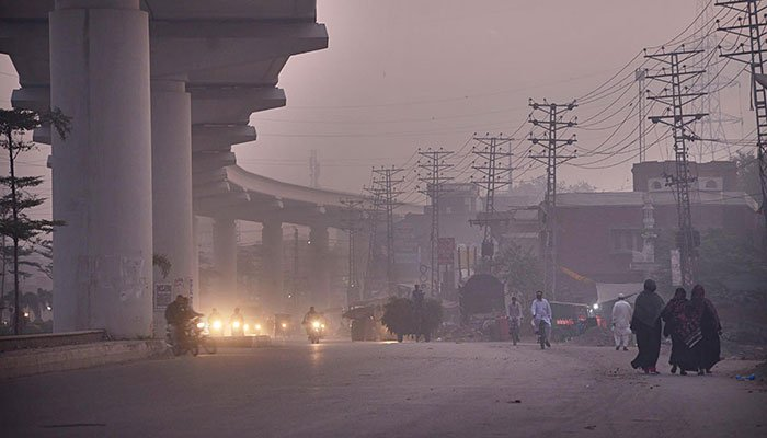 Lahore smog: Here's what you can do to keep yourself safe