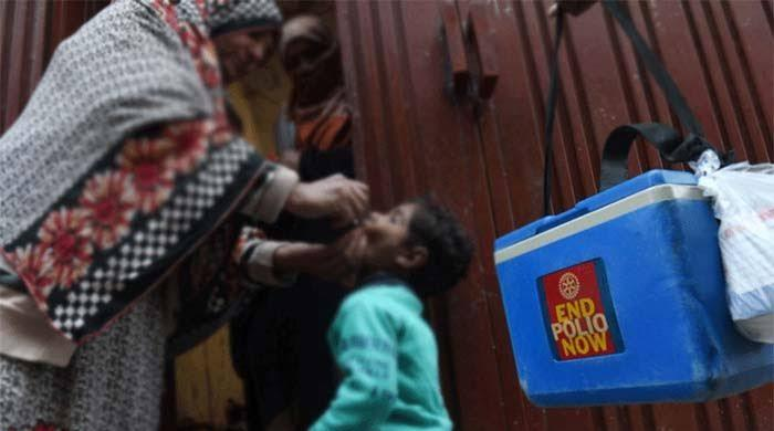 Two new polio cases emerge in KP, bringing year's total to 61