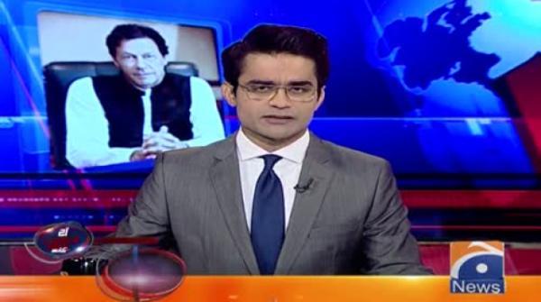 Aaj Shahzeb Khanzada Kay Sath - 07-November-2019