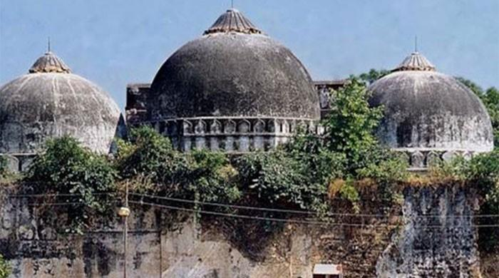 Babri Mosque dispute: A leaf from history