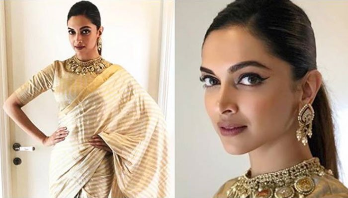 Deepika Padukone proves she is grace personified as she ...
