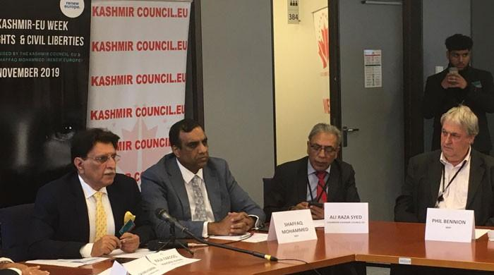 MEPs urge India to restore normalcy in occupied Kashmir
