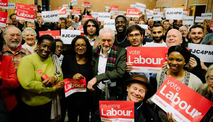 Hackers mount 'large-scale' cyber attack on Labour Party systems
