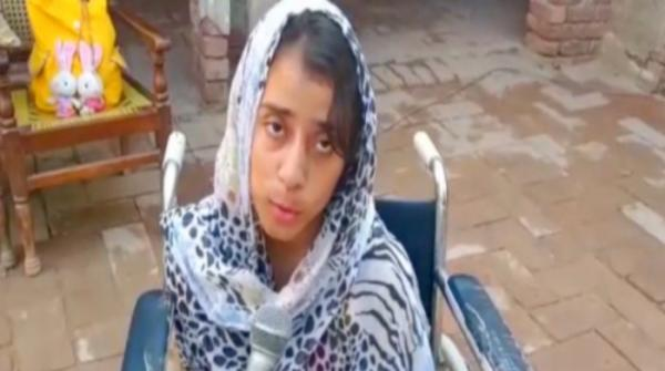 Wheelchair-using student in Punjab concerned over absences as scholarship gets cancelled