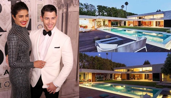 Priyanka Chopra and Nick Jonas have spent $20 million for a 20,000-square-foot property