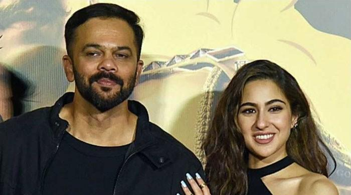 Sara Ali Khan wants Rohit Shetty to take her 'Golmaal', his reaction leaves everyone in fits
