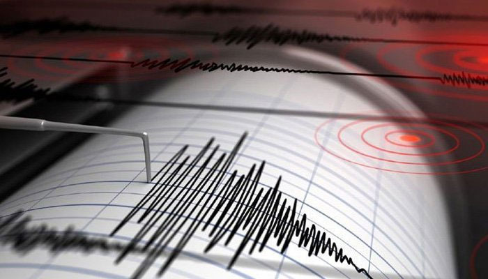 Large quake in Indonesia