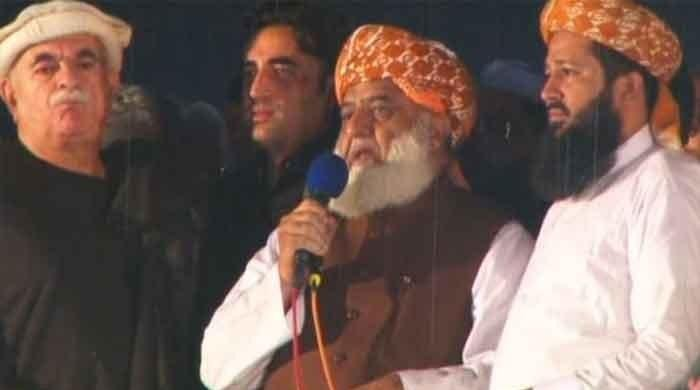 JUI-F sets 'Plan B' wheels in motion as govt beefs up security in Rawalpindi