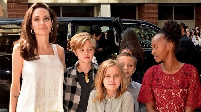 Angelina Jolie 'resentful' towards Brad Pitt for the mess in their children's lives