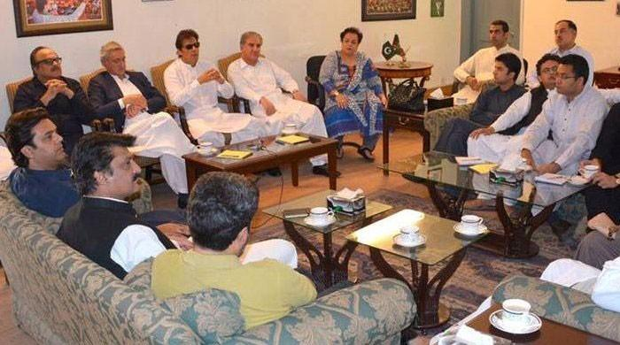 PM calls core committee meeting to discuss JUI-F protests, Nawaz's health