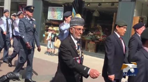Geo News Special – Leeds: Pakistan-Origin Siddique Attends Remembrance Day Ceremony