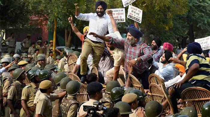 Sikhs in India up in arms over Ayodhya judgement that refers to Sikhism as a 'cult'