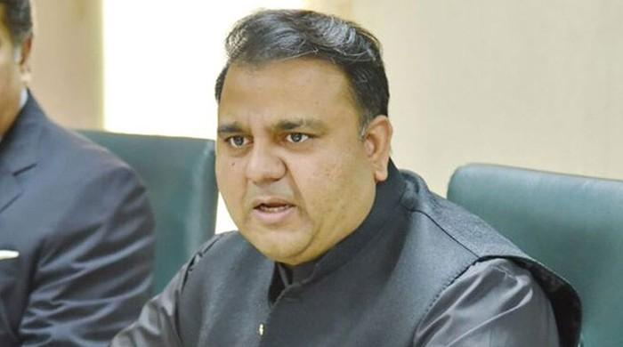 Fawad Chaudhry calls out Khawaja Asif for spreading 'lies' in NA