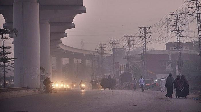As smog chokes Lahore, Punjab mulls artificial rain to avoid catastrophe