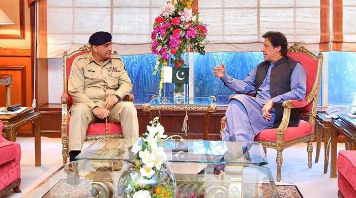 PM Imran, COAS meet to discuss security issues
