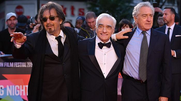 Scorsese praises 'magical' De Niro-Pacino bond in 'The Irishman'