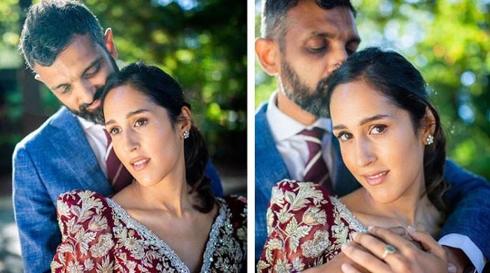 Mira Sethi marries Bilal Siddiqui in stunning California wedding