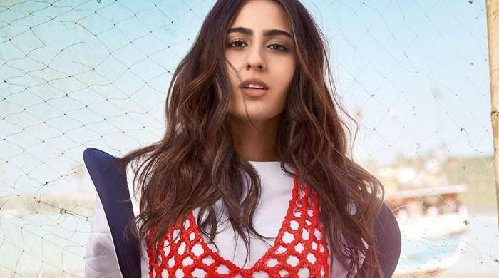 Sara Ali Khan has a great hair day as she turns on her vacation mode