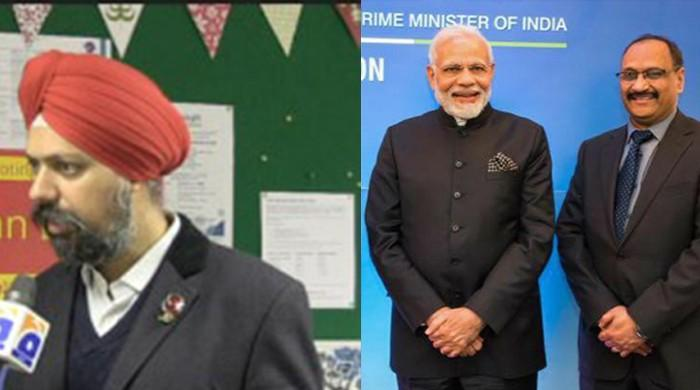 BJP, RSS extremists threaten UK Sikh MP