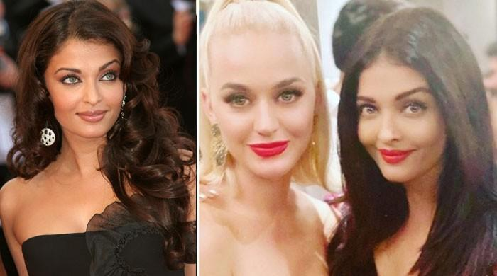 Aishwarya Rai gets trolled for picture with Katy Perry for this reason