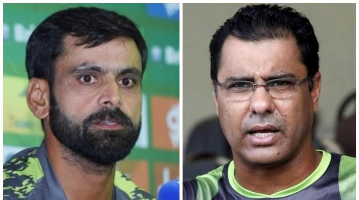 Hafeez accuses Waqar of 'overshadowing, holding back' young fast bowlers