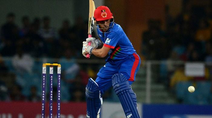 Gurbaz´s 79 helps Afghanistan to 156-8 in third T20