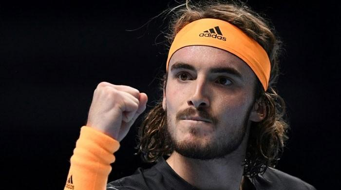 Tsitsipas wants a fan army like Federer