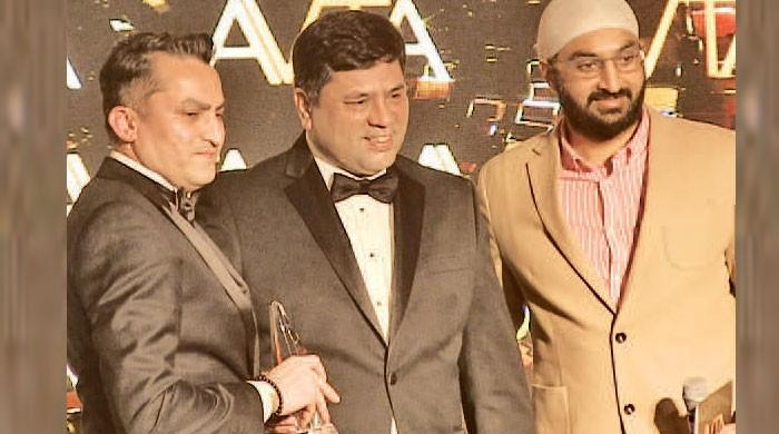 Geo News wins 'News Channel of the Year' at Asian Viewers Television Awards